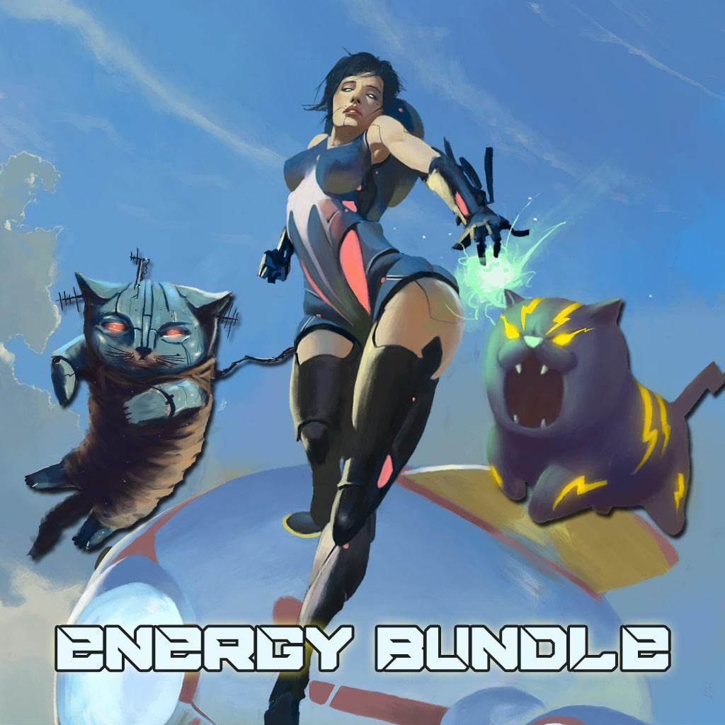 Energy Bundle (Energy Invasion, Energy Cycle, Energy Balance)