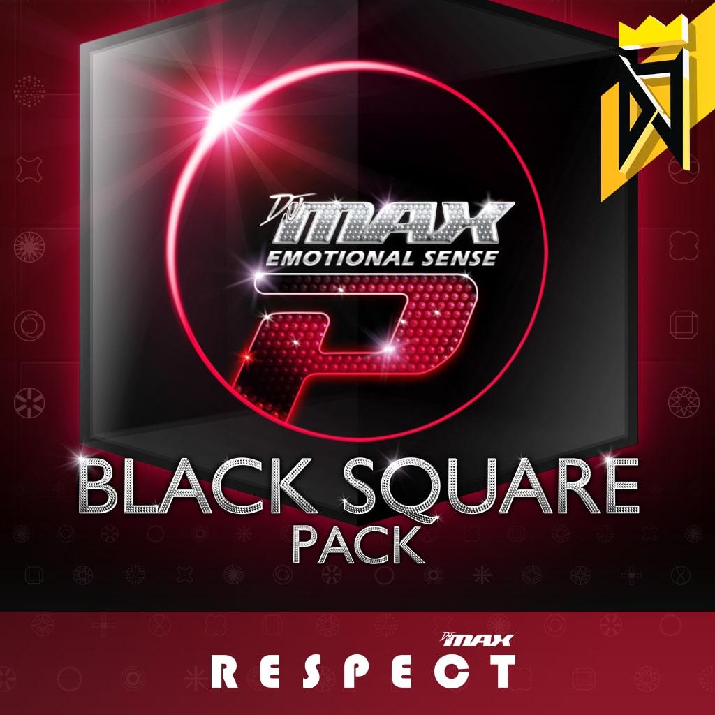 『DJMAX RESPECT』 BLACK SQUARE PACK