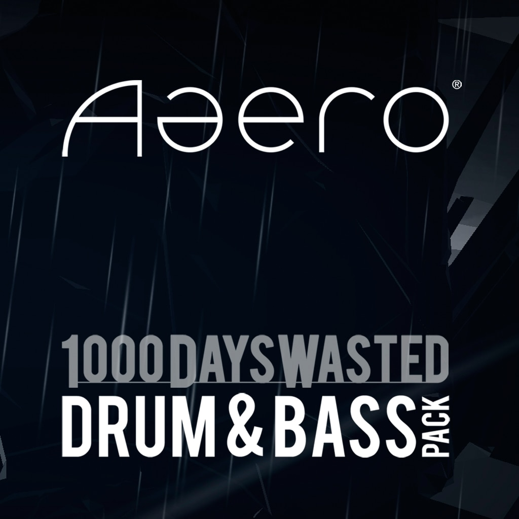 1000DaysWasted Drum & Bass Pack