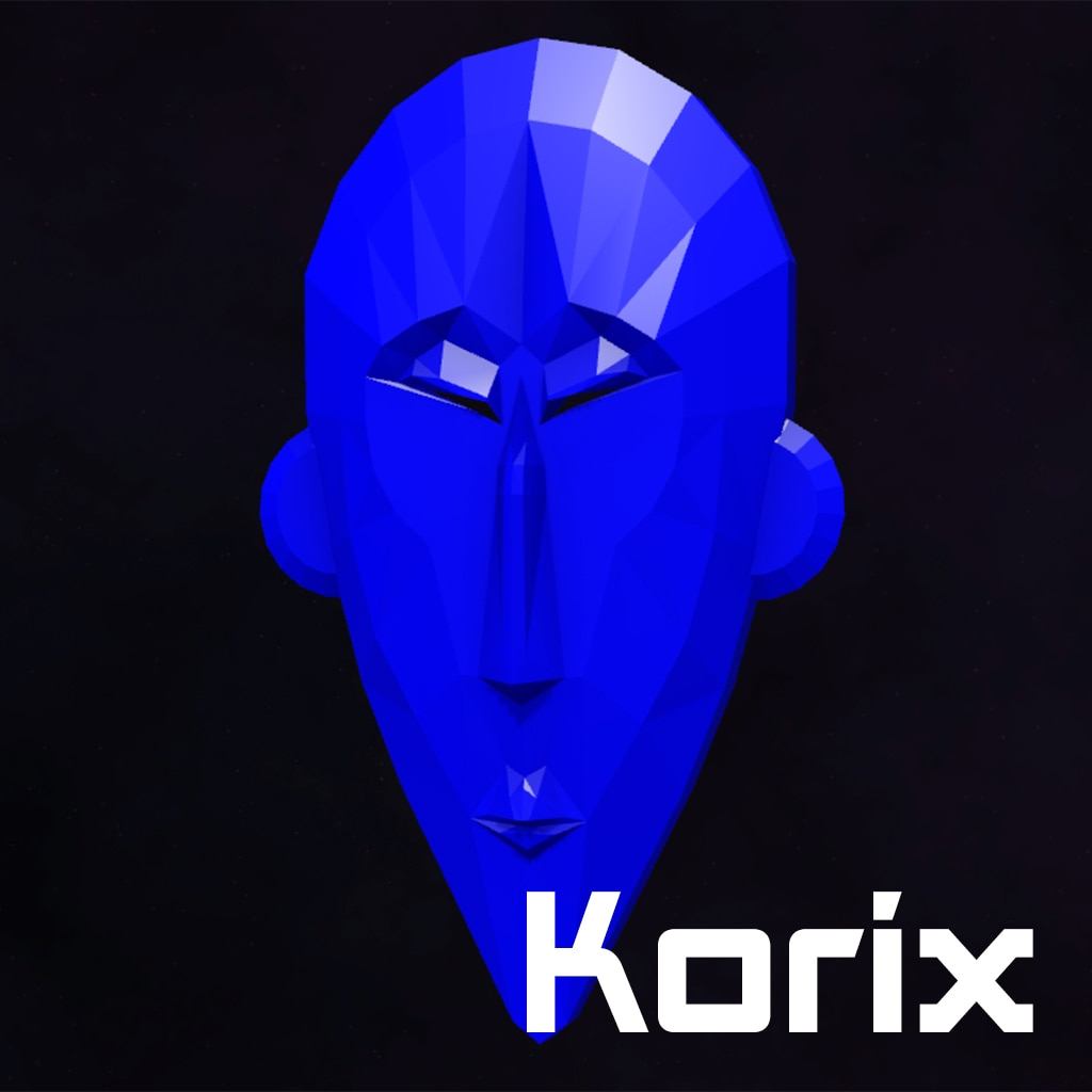Korix - Traditional Mask
