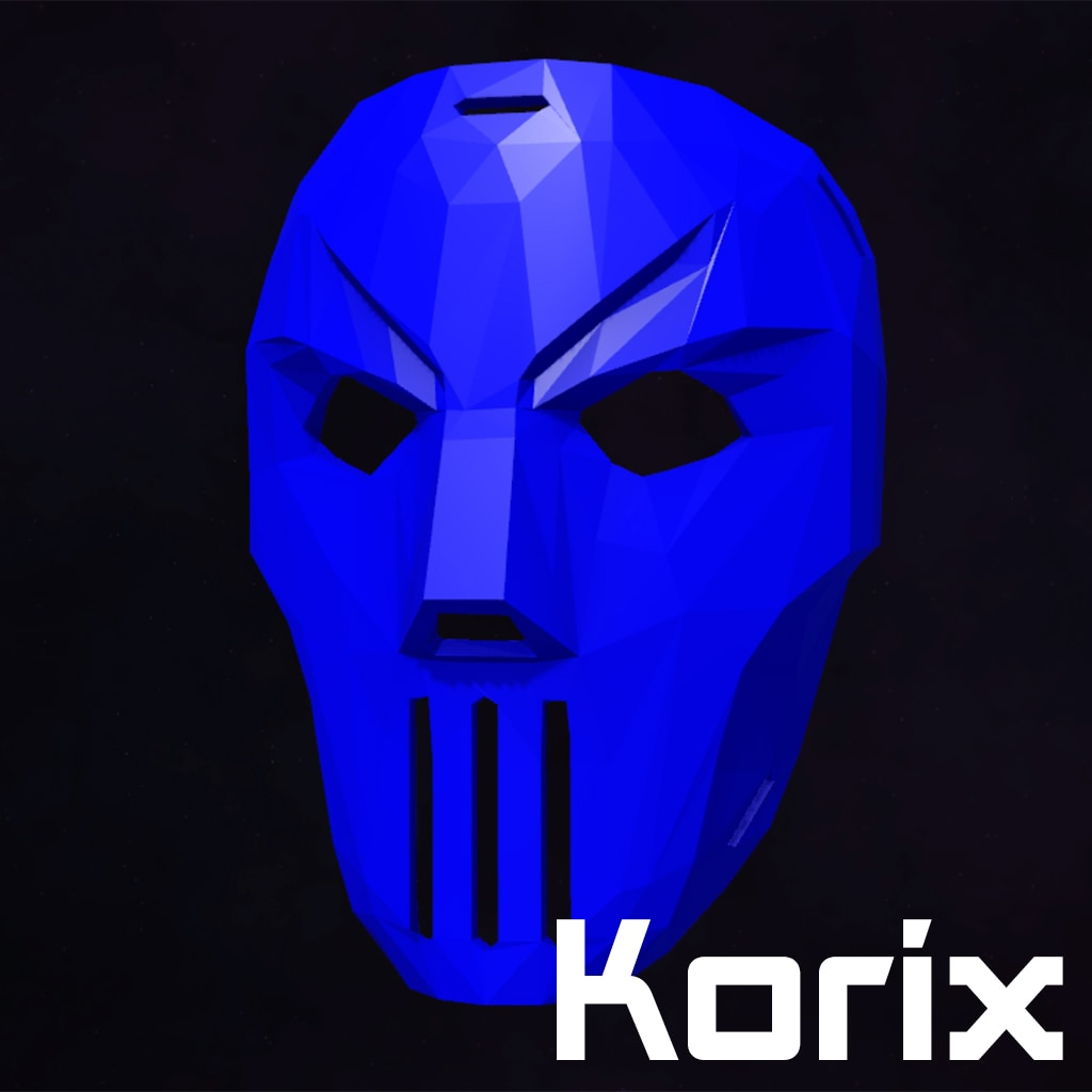 Korix - Hockey Mask