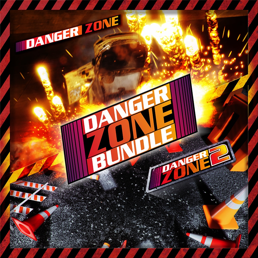 Danger Zone Bundle: Danger Zone and Danger Zone 2