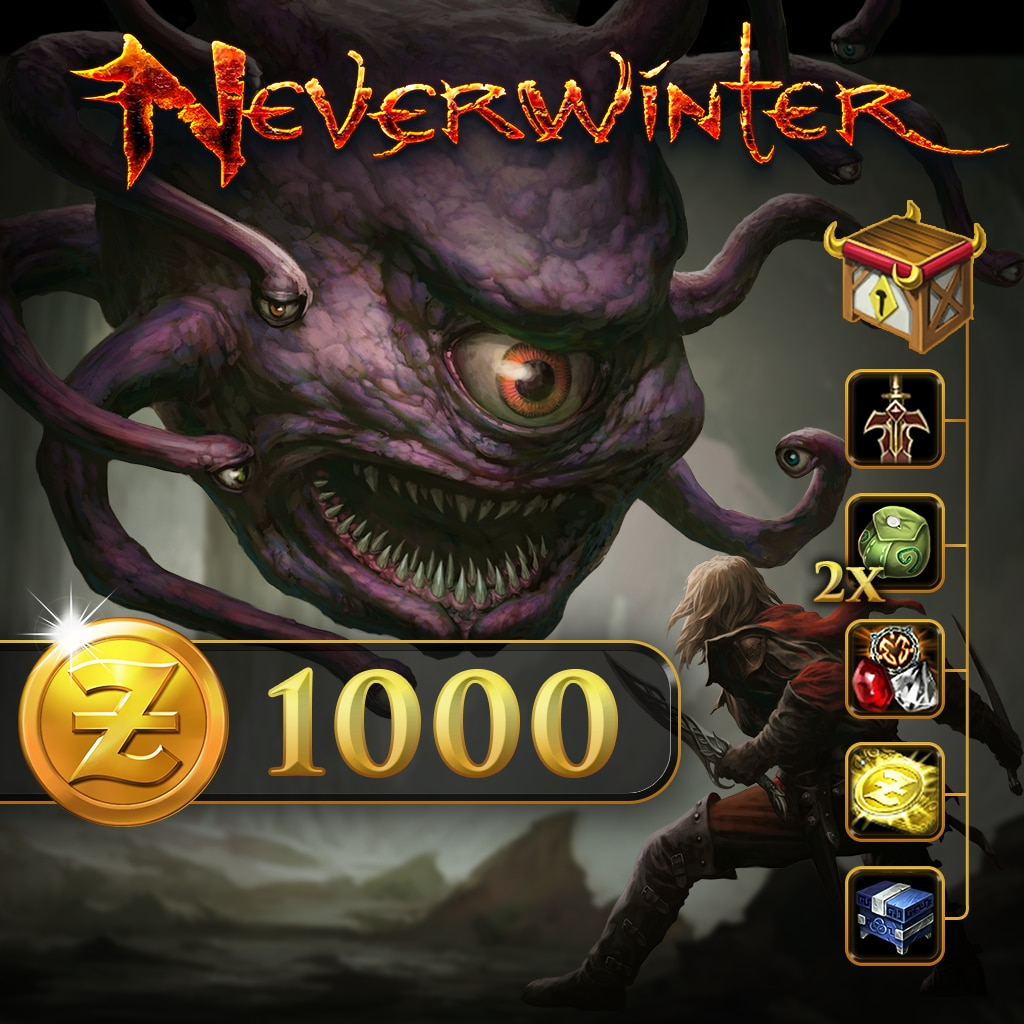 Neverwinter: Legendary Headstart Chest