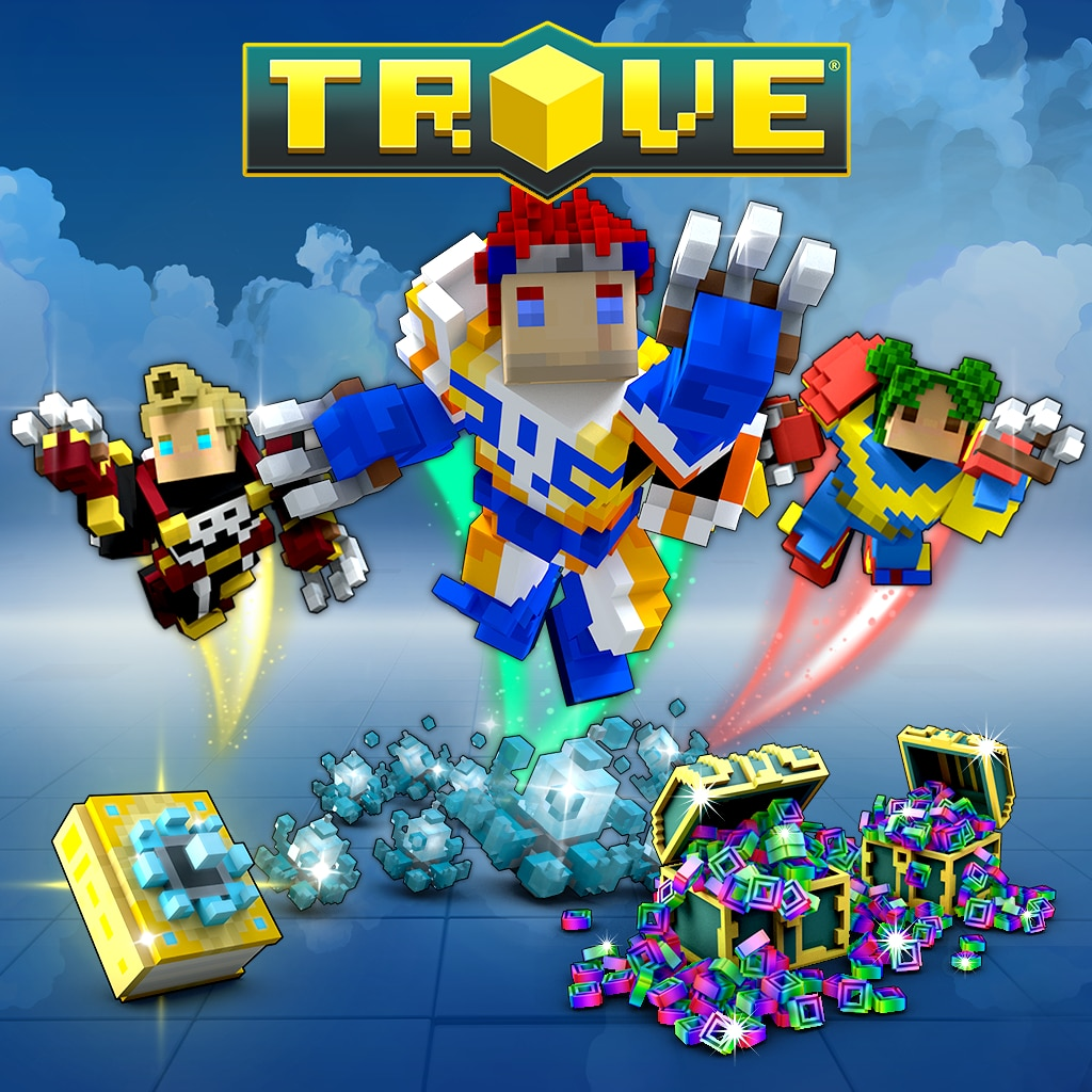 Trove - Vanguardian-superpack