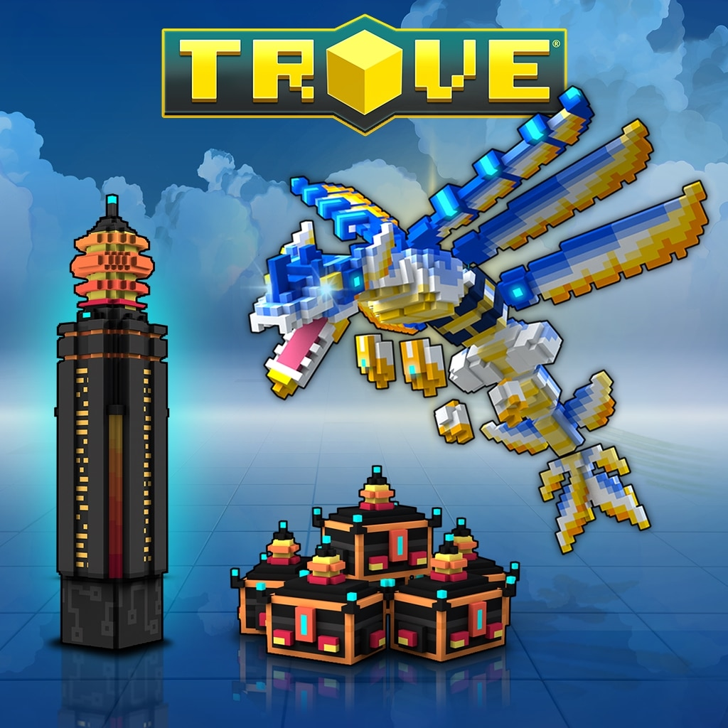 Trove - Resistor Dragon-pack