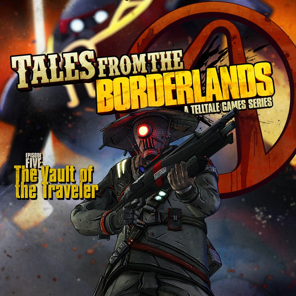 Tales from the Borderlands - Ep 5: The Vault of the Traveler