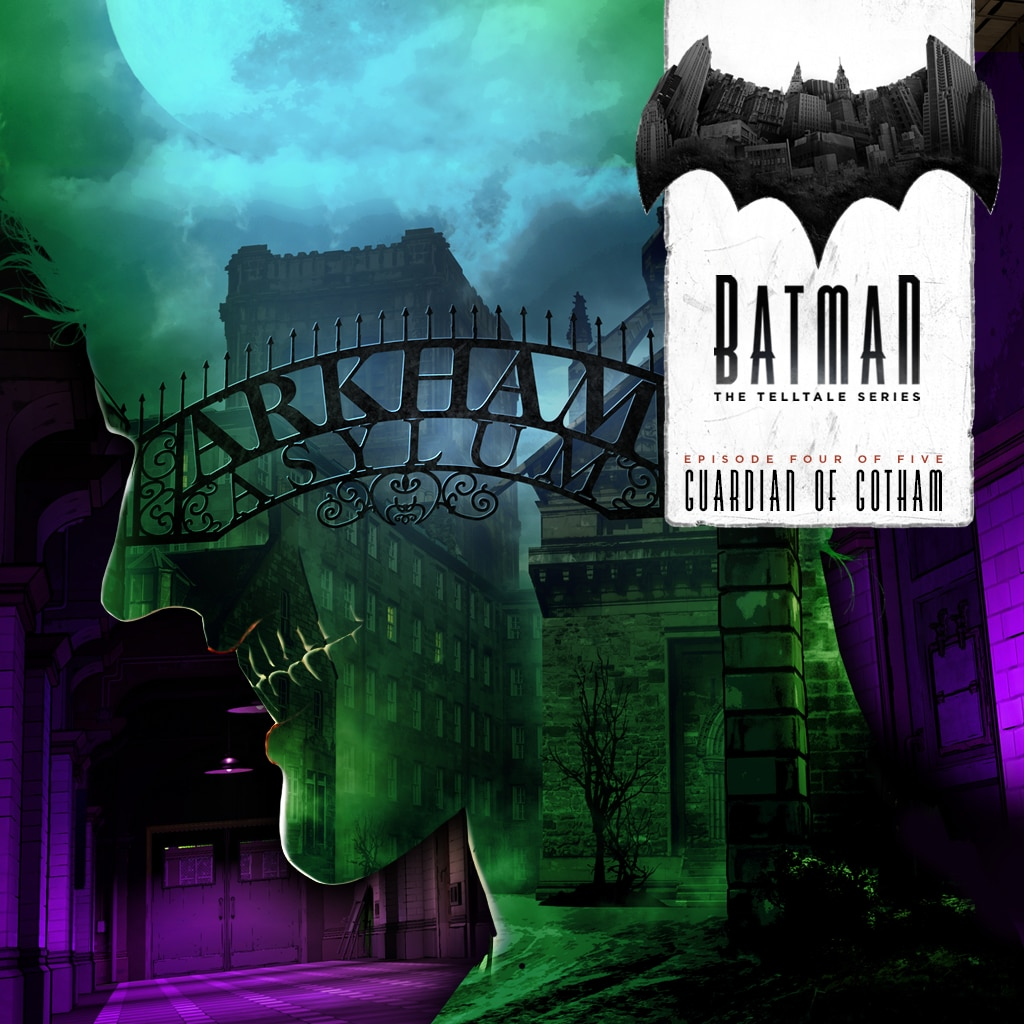 Batman - The Telltale Series - Episode 4: Guardian of Gotham