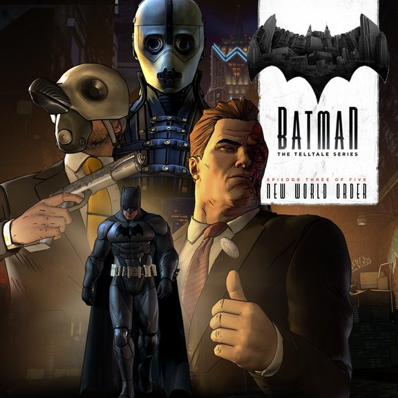 Batman - The Telltale Series - Episode 3: New World Order