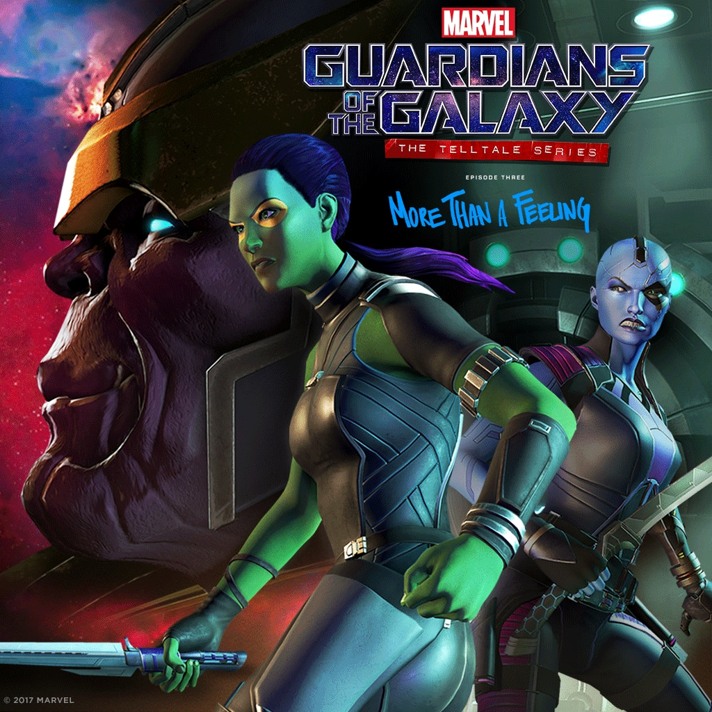 Marvel's Guardians of the Galaxy: Telltale - Episode 3