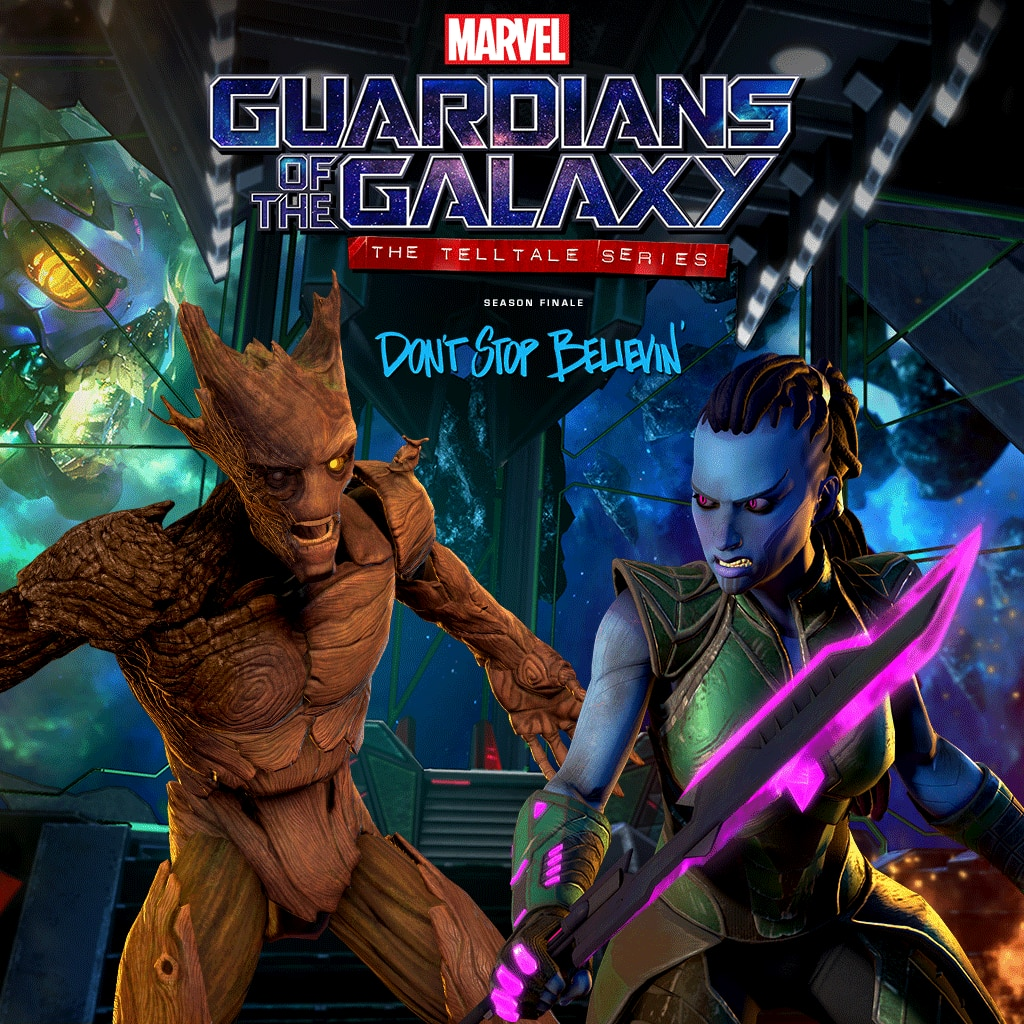 Marvel's Guardians of the Galaxy: Telltale - Episode 5