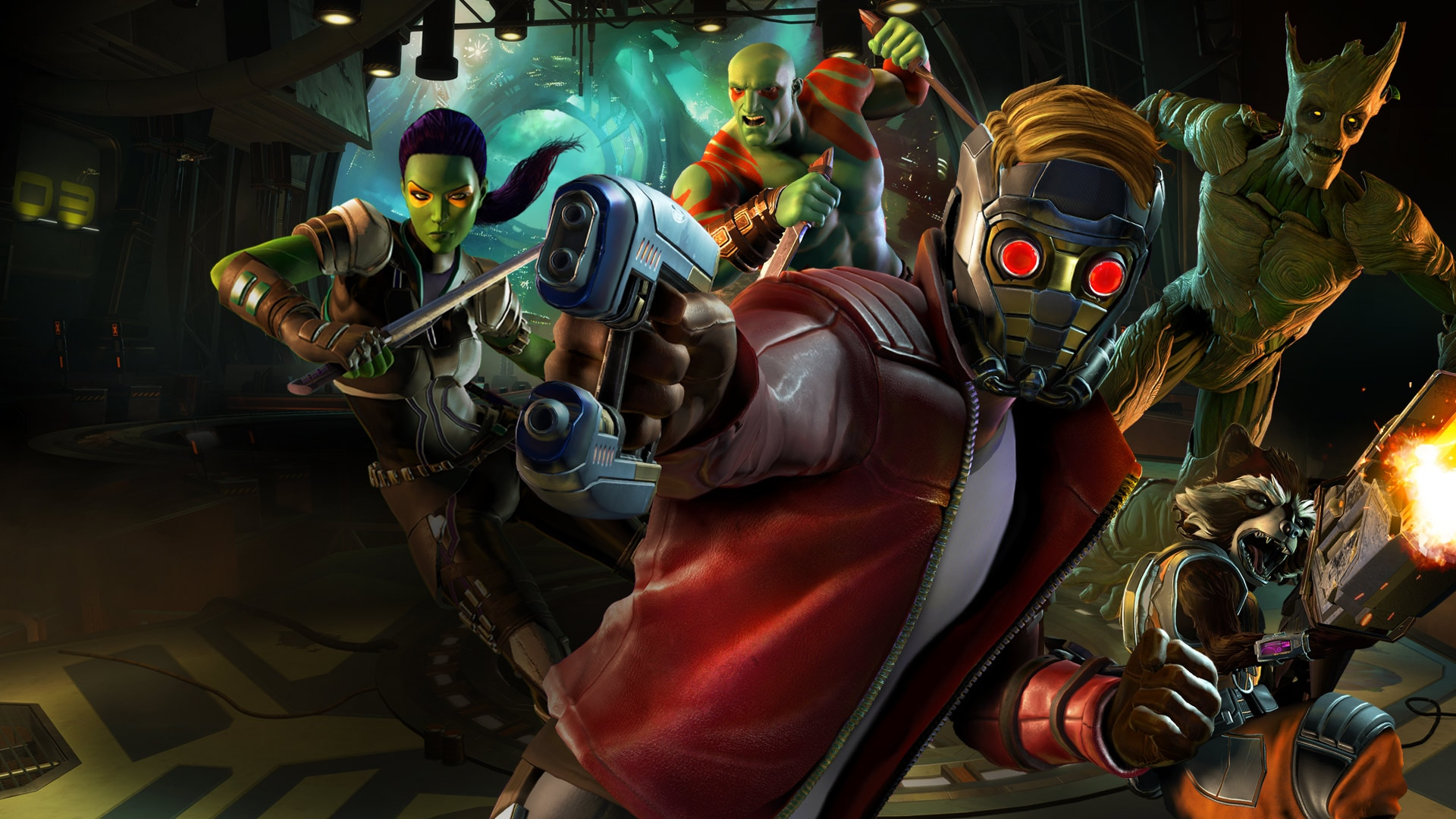 Marvel's Guardians of the Galaxy: Telltale - Episode 1