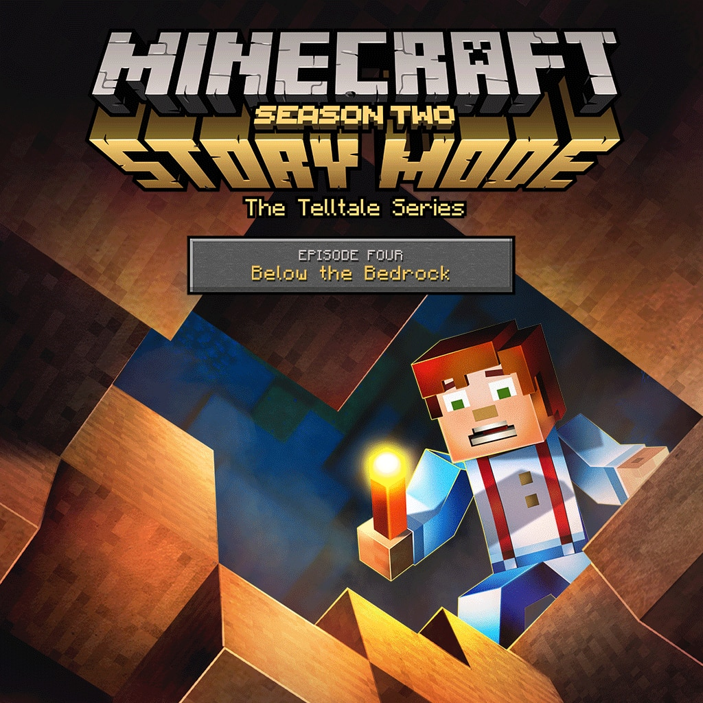 Minecraft: Story Mode - Season Two - Episode 4