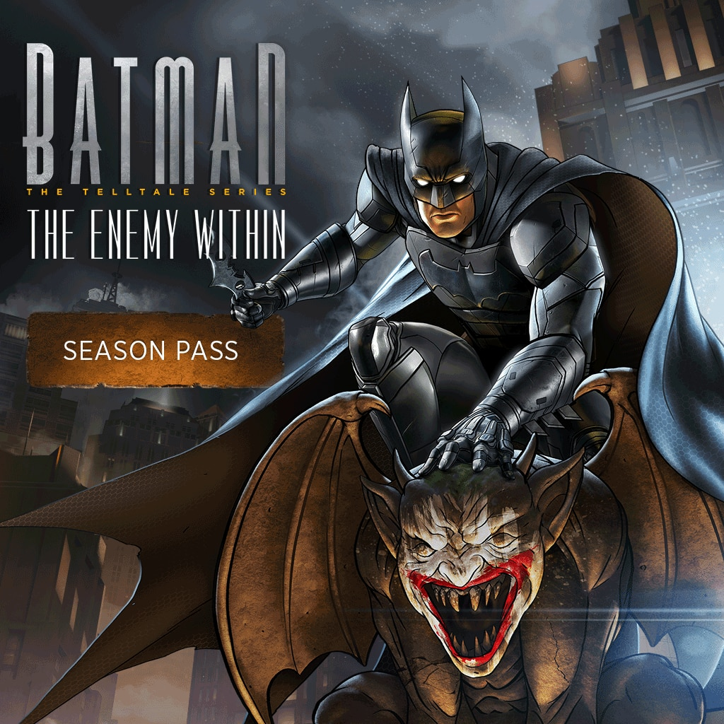Batman: The Enemy Within - Season Pass
