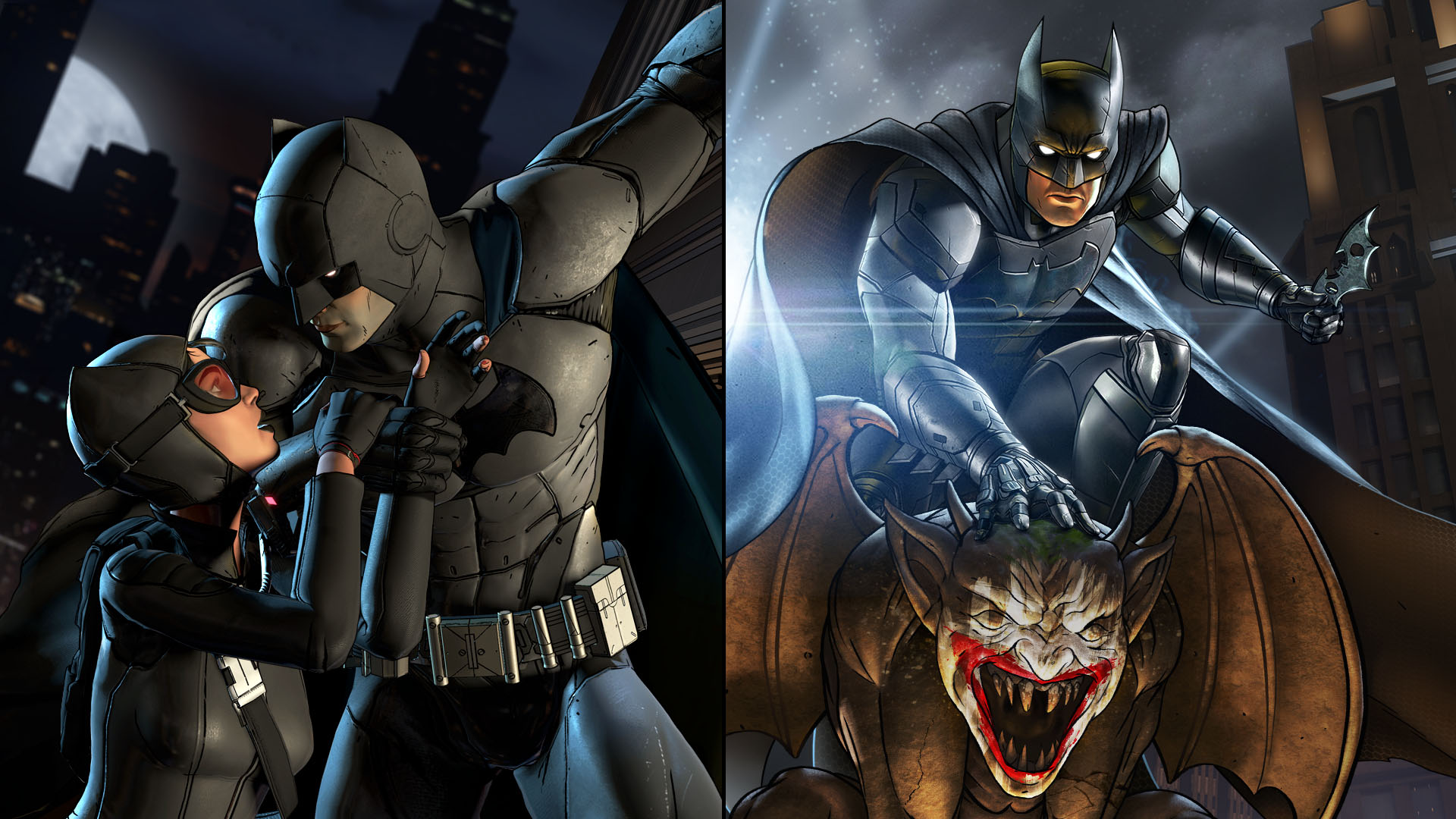 The Telltale Batman Bundle
