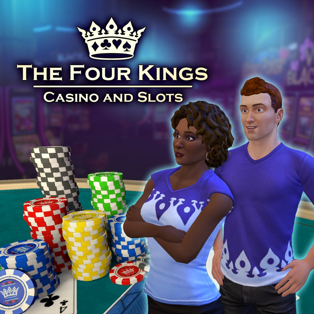 Four Kings Casino: Gratis Plus Starter Paket