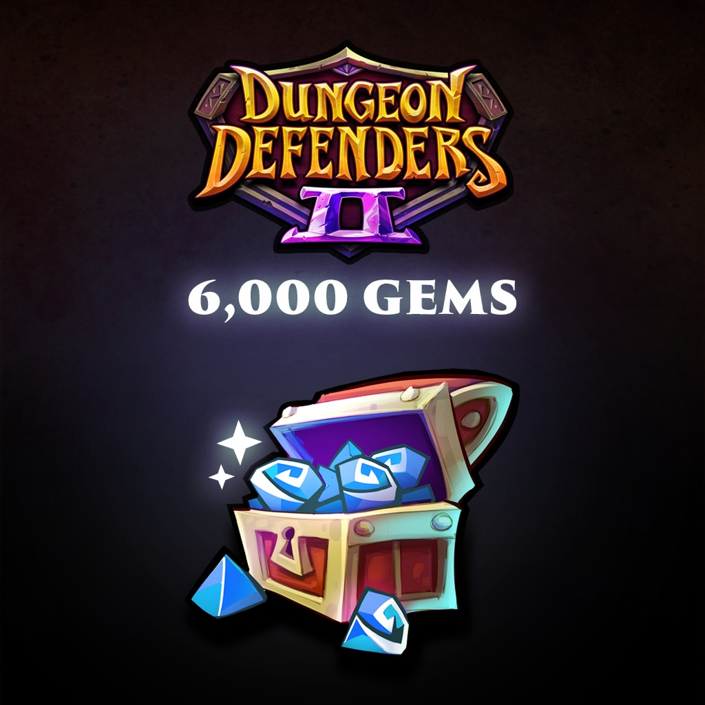 Chest of Gems (6000)