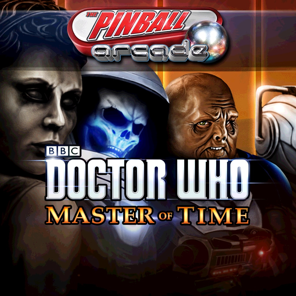 Doctor Who: Master of Time