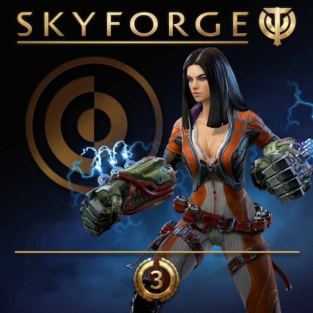 Skyforge: Kinetic Quickplay Pack