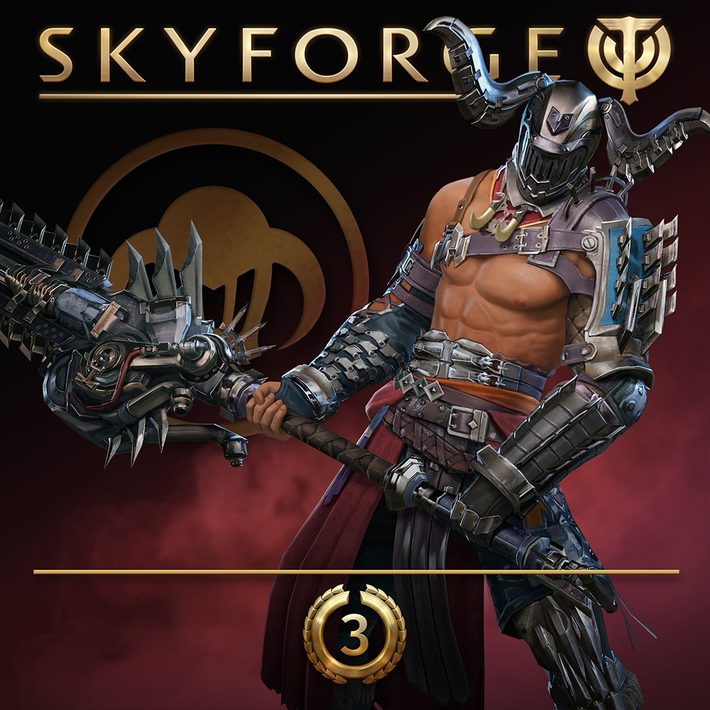 Skyforge: Berserker Quickplay Pack