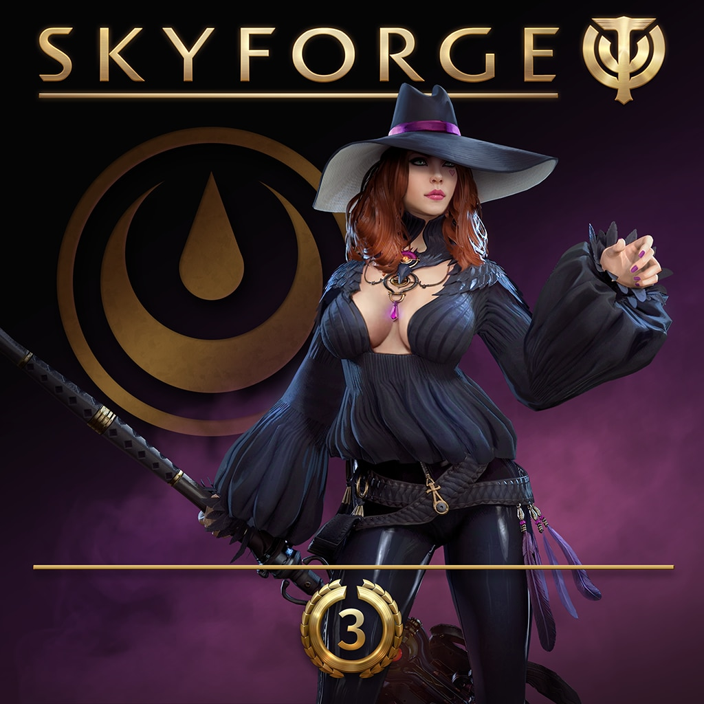 Skyforge: Warlock/Witch Quickplay Pack