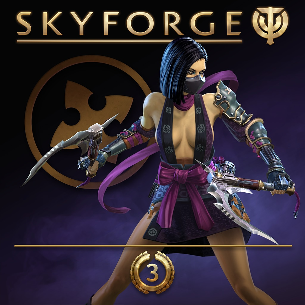 Skyforge: Slayer Quickplay Pack