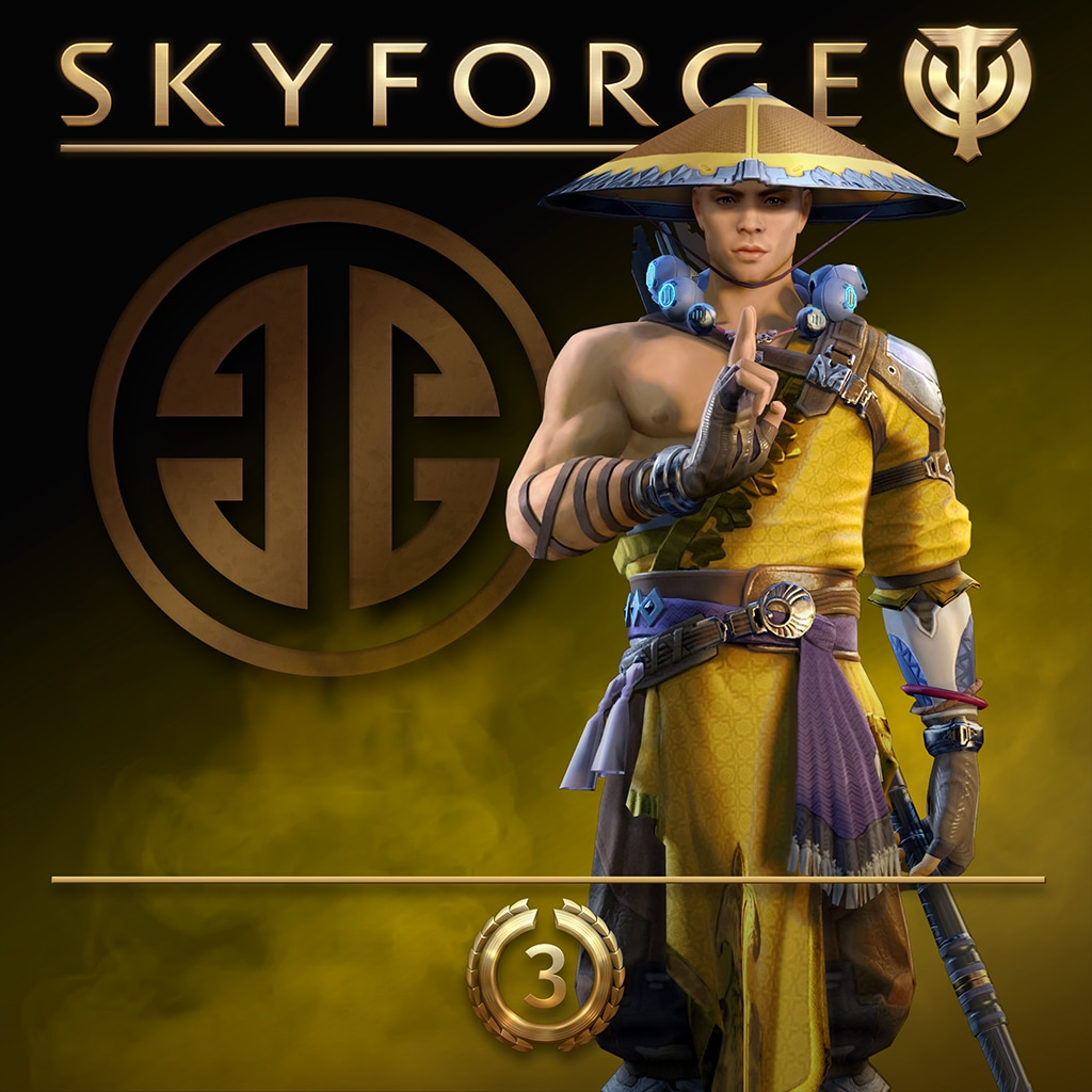 Skyforge: Quickplay-Paket 'Mönch'