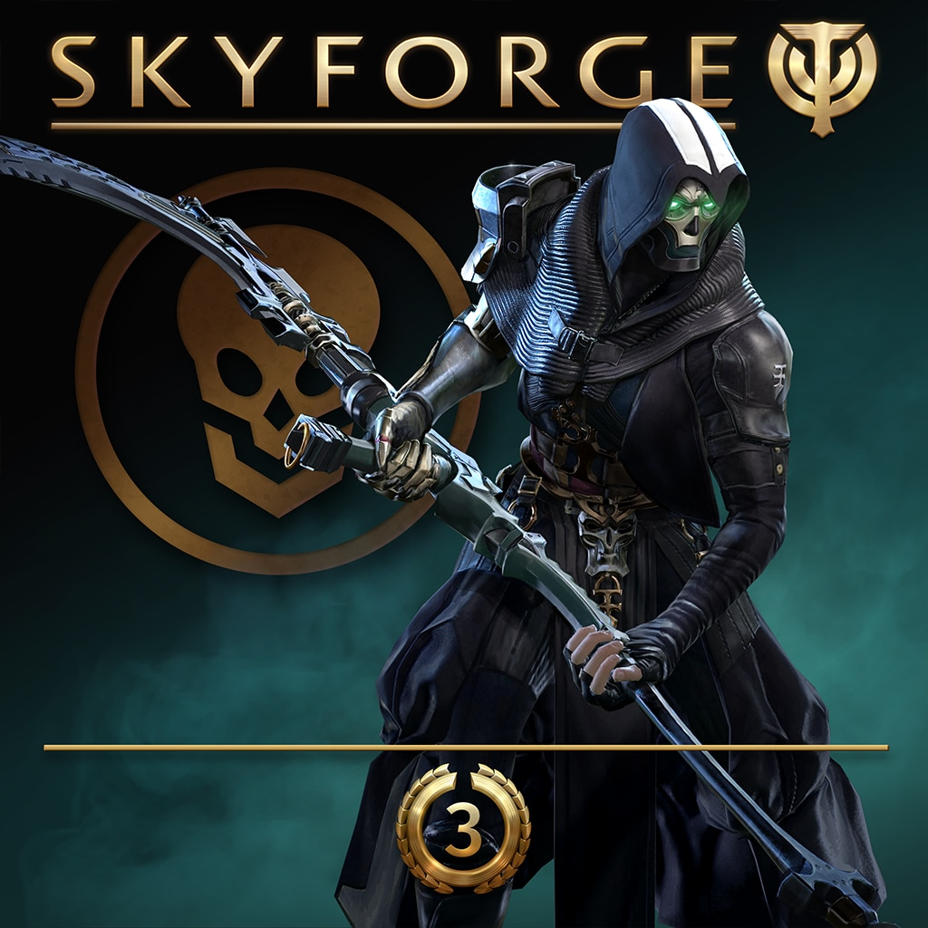 Skyforge: Necromancer Quickplay Pack