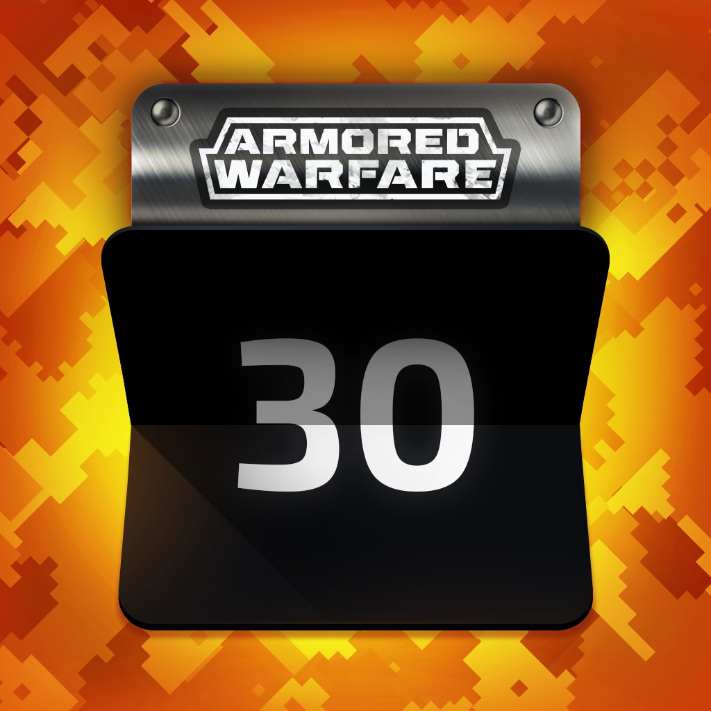 Armored Warfare – 30 days of Premium Time