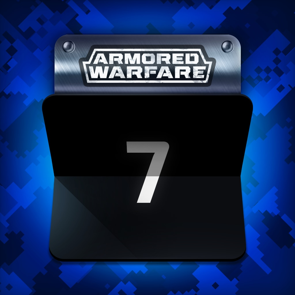 Armored Warfare – 7 days of Premium Time