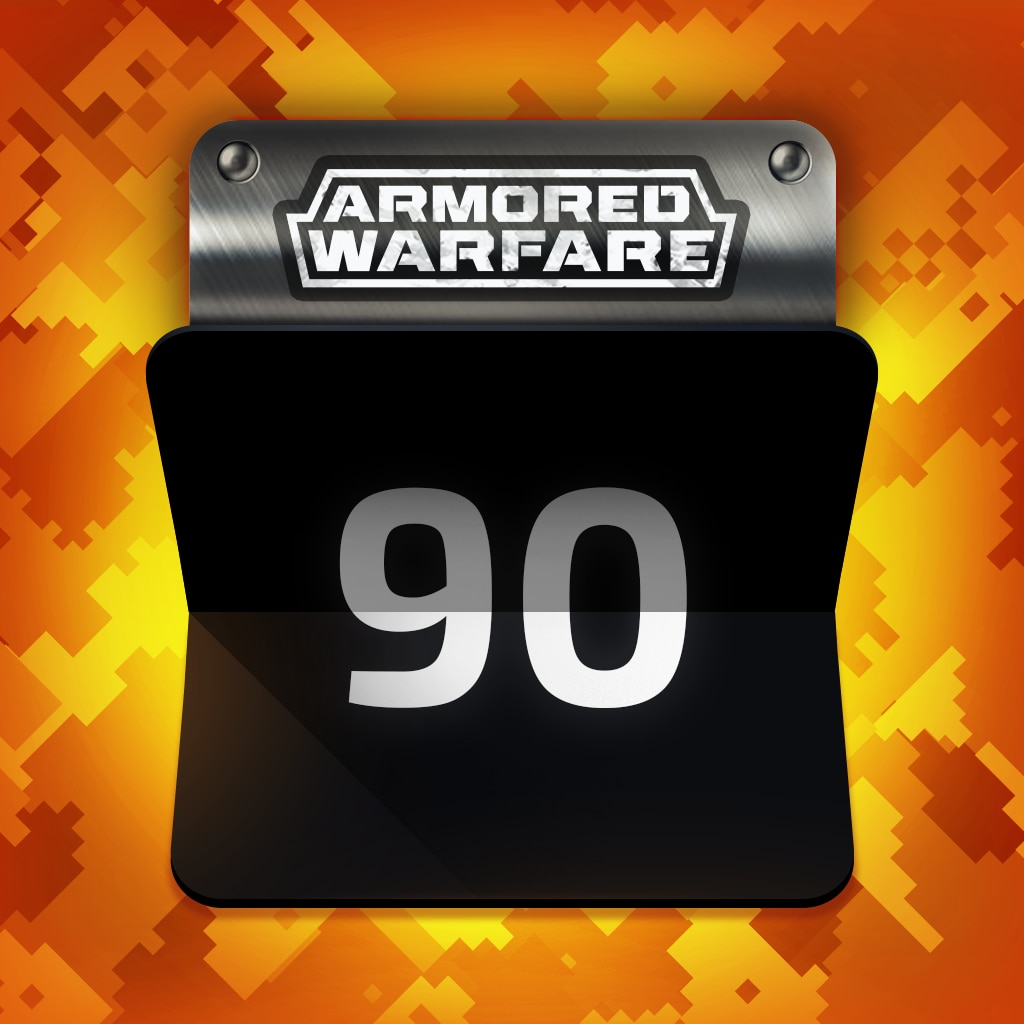 Armored Warfare – 90 days of Premium Time