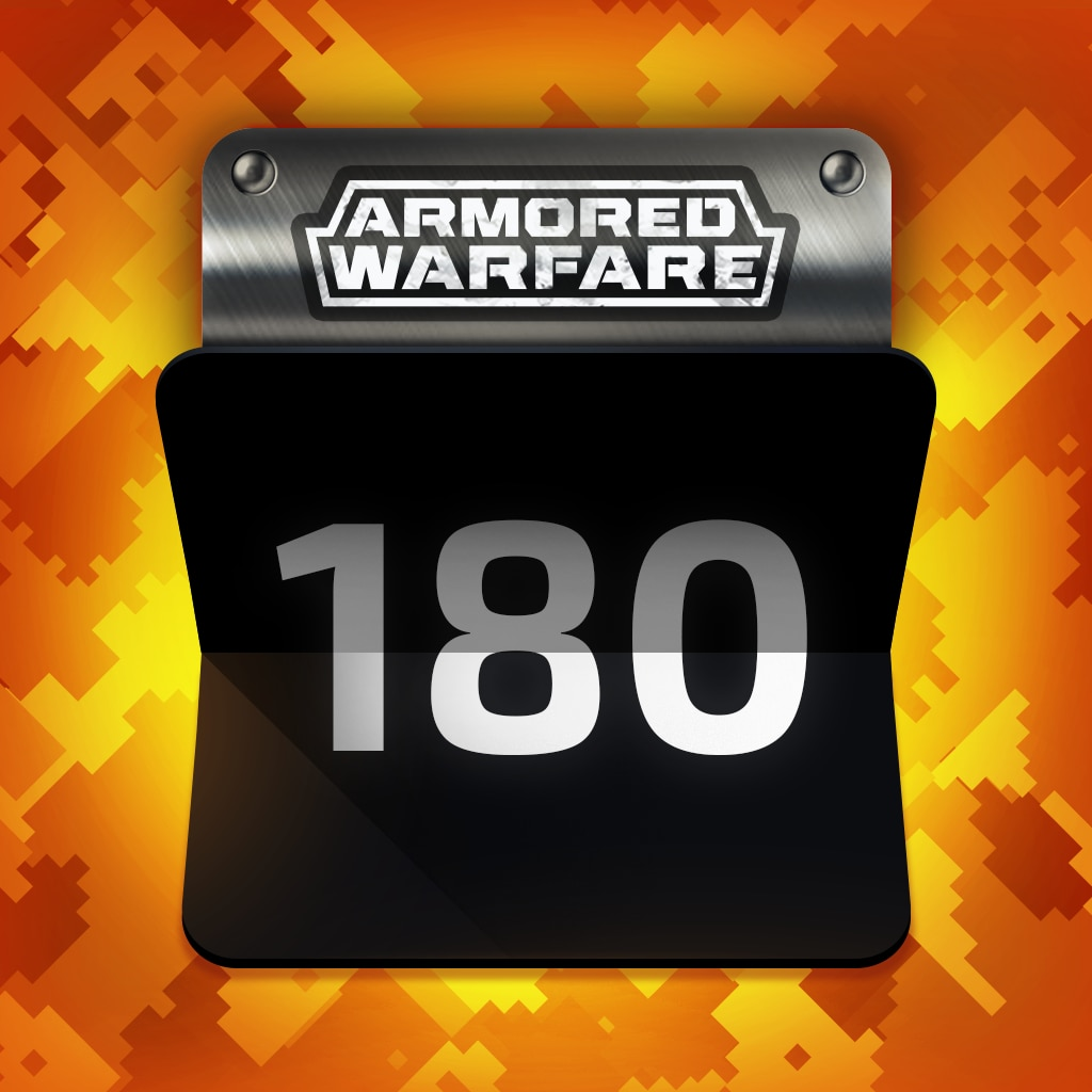 Armored Warfare – 180 days of Premium Time