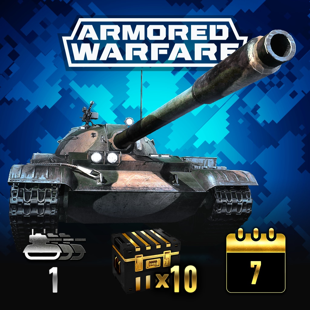Armored Warfare – Starter Pack