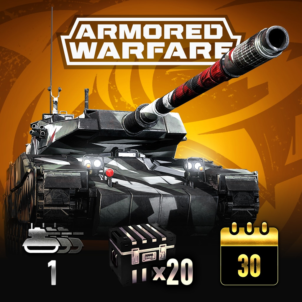 Armored Warfare – Stingray 2 Shark Prime Pack