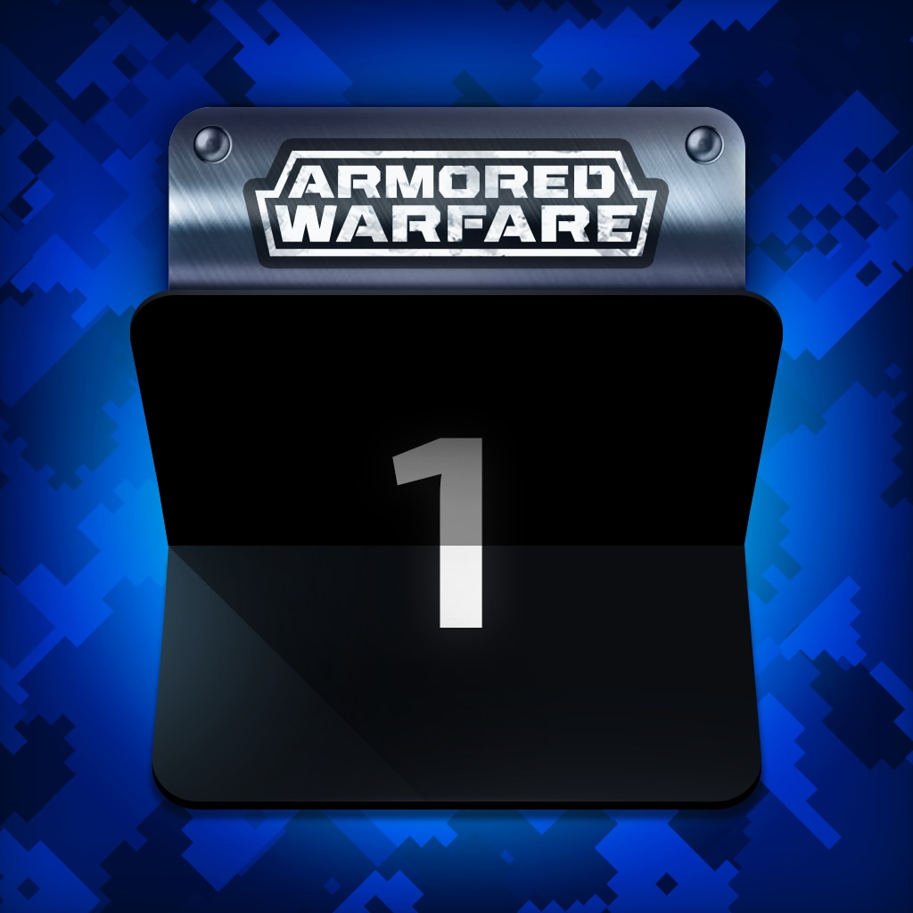 Armored Warfare – 1 day of Premium Time