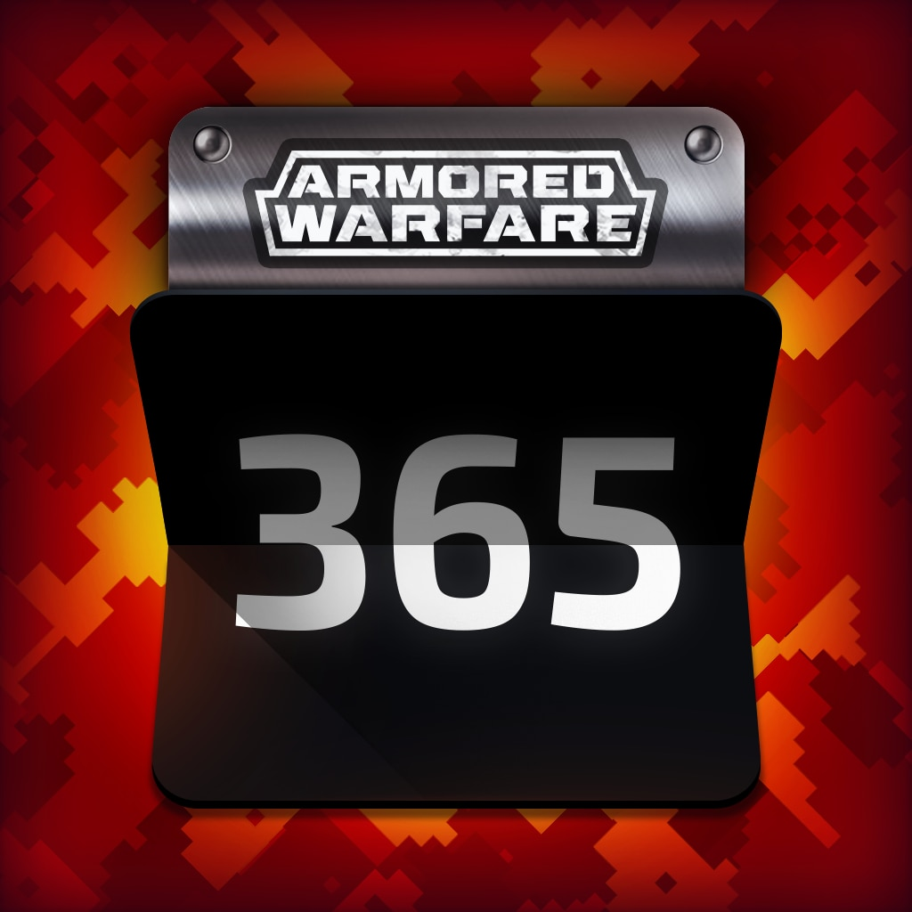 Armored Warfare – 365 days of Premium Time
