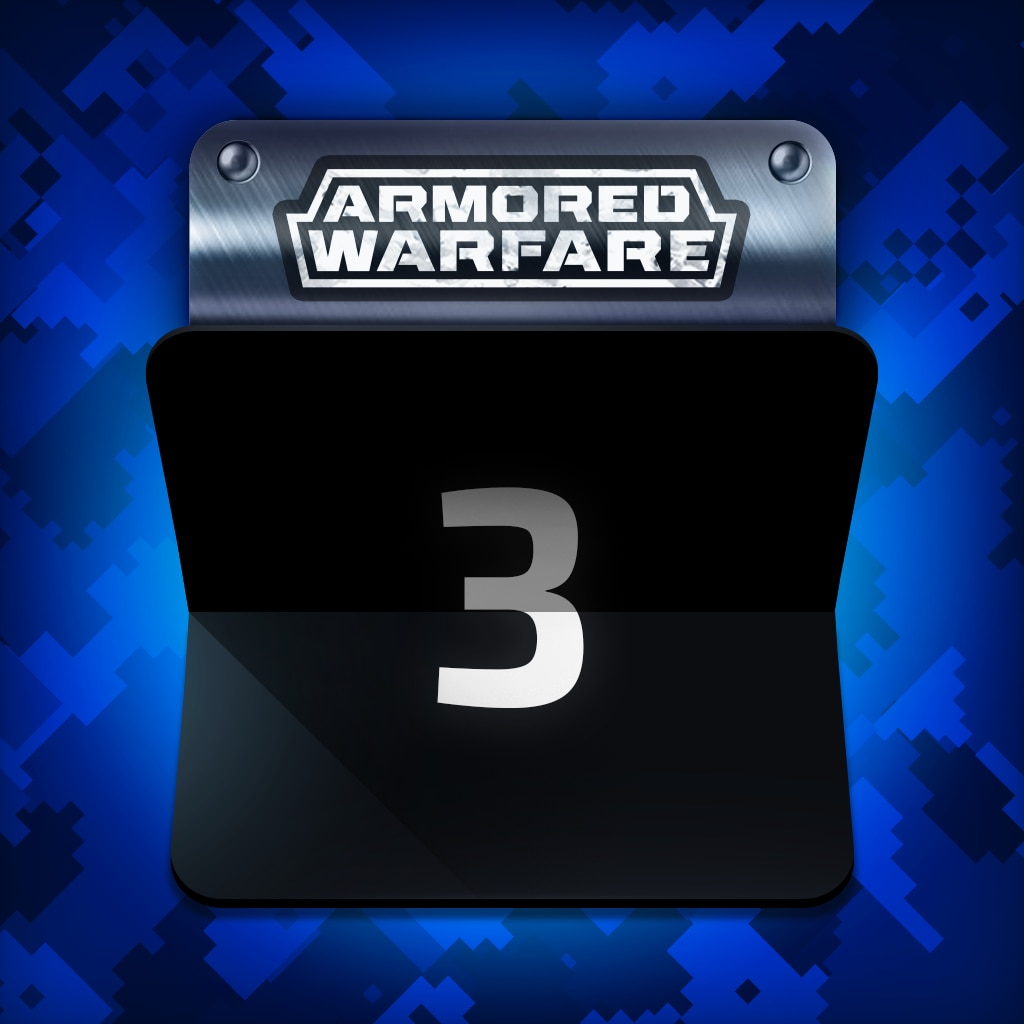 Armored Warfare – 3 days of Premium Time