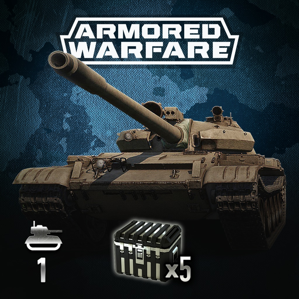 T-55M1 Prime Pack
