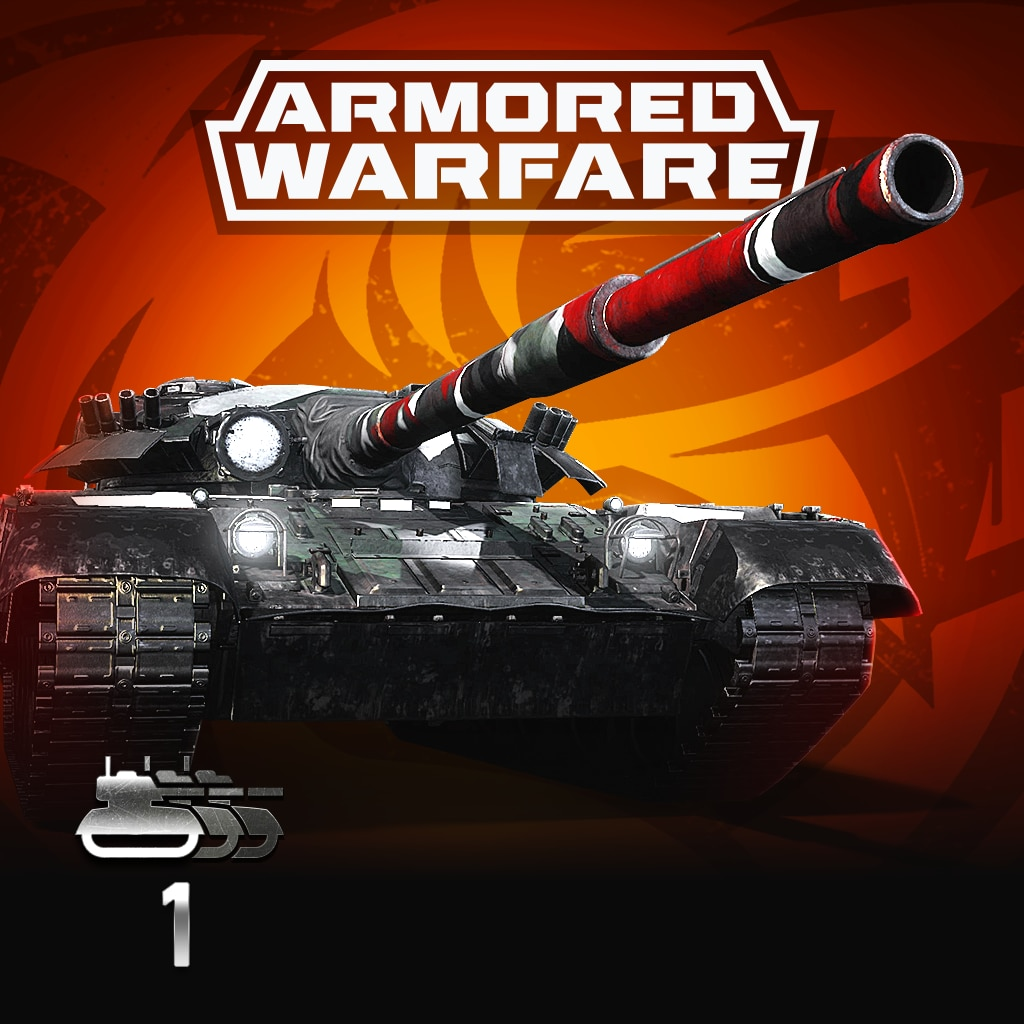 Armored Warfare – T-80U Shark Standard Pack
