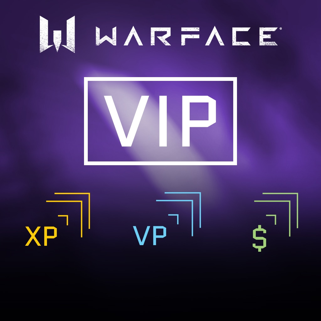 Warface - PlayStation®Plus VIP Booster (English/Chinese/Korean Ver.)
