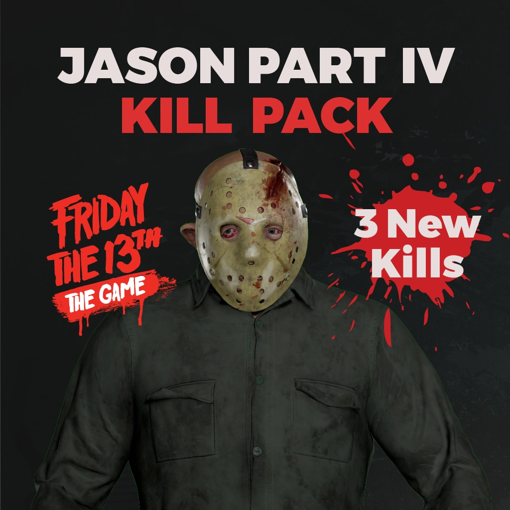 Jason Part 4 Pig Splitter Kill Pack
