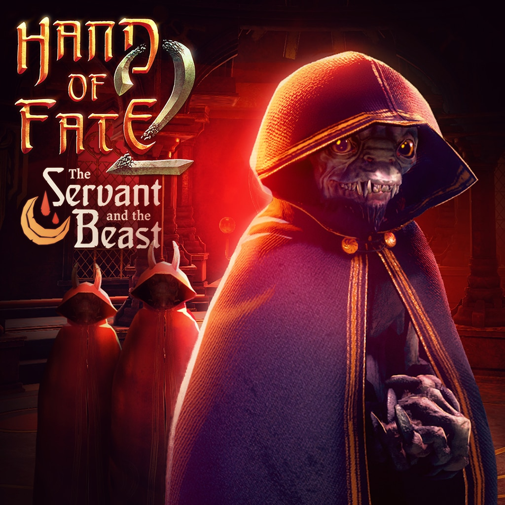 Hand of Fate 2 - The Servant and the Beast