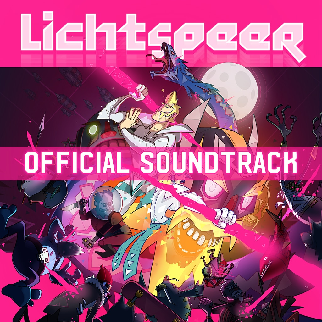 Lichtspeer - Official Soundtrack