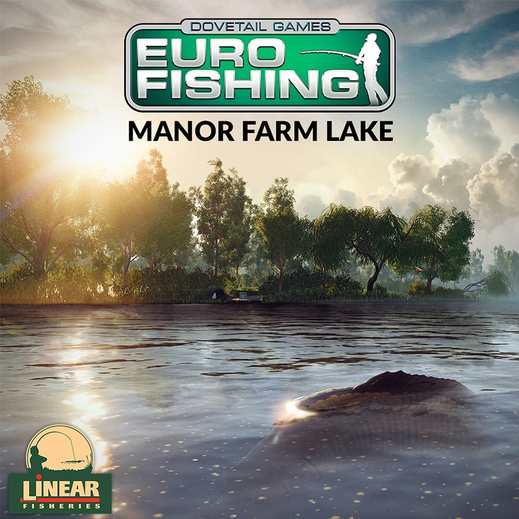 Euro Fishing: Manor Farm Lake