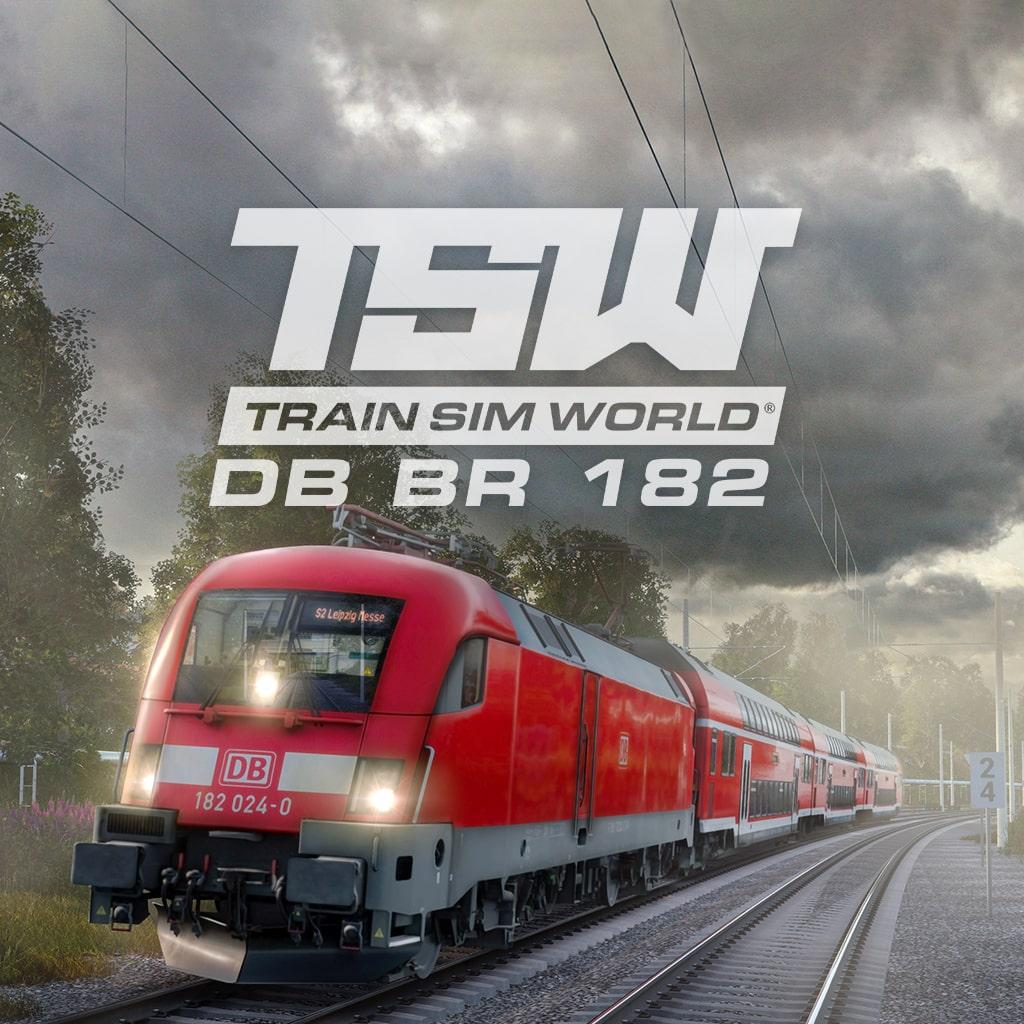 Train Sim World: DB BR 182