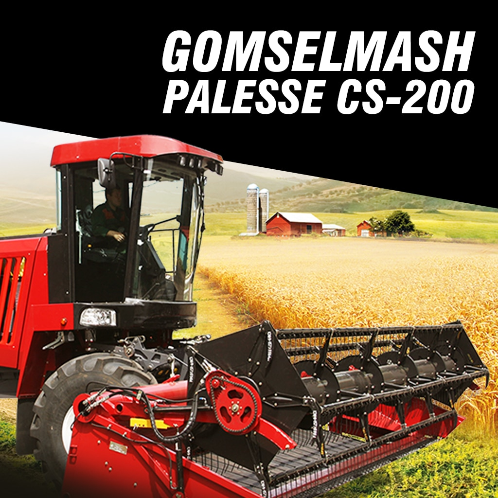Pure Farming 2018 - Gomselmash Palesse CS-200