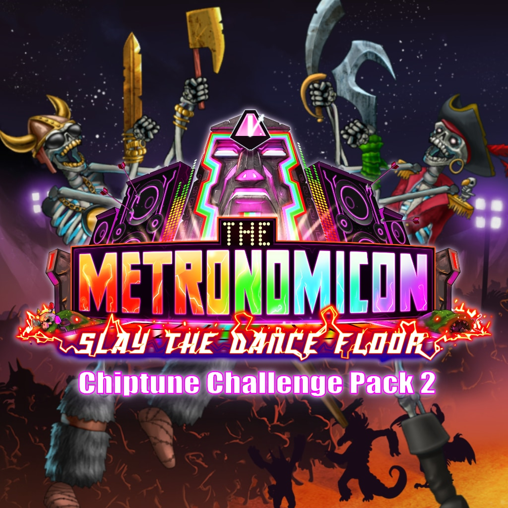The Metronomicon - Chiptune Challenge Pack 2