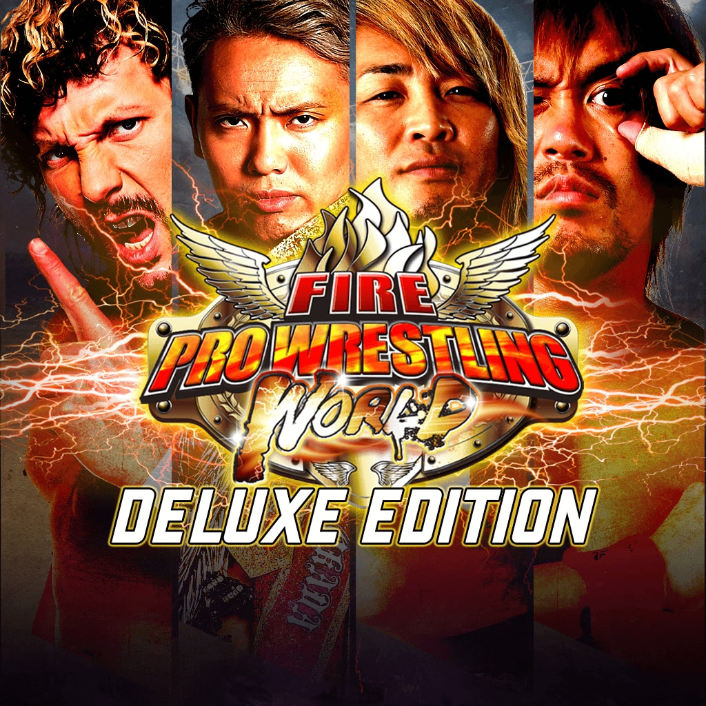 Fire Pro Wrestling World - Deluxe Edition
