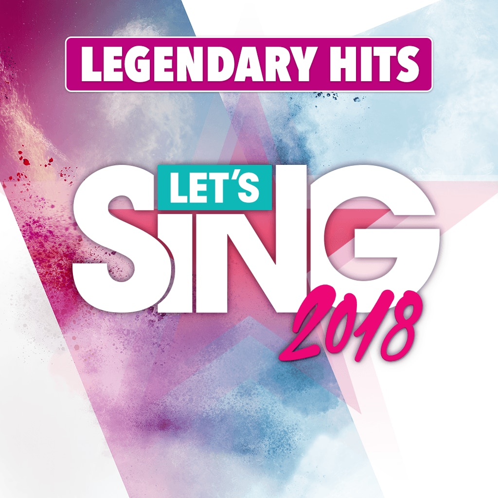 Let's Sing 2018 Legendary Hits Song Pack