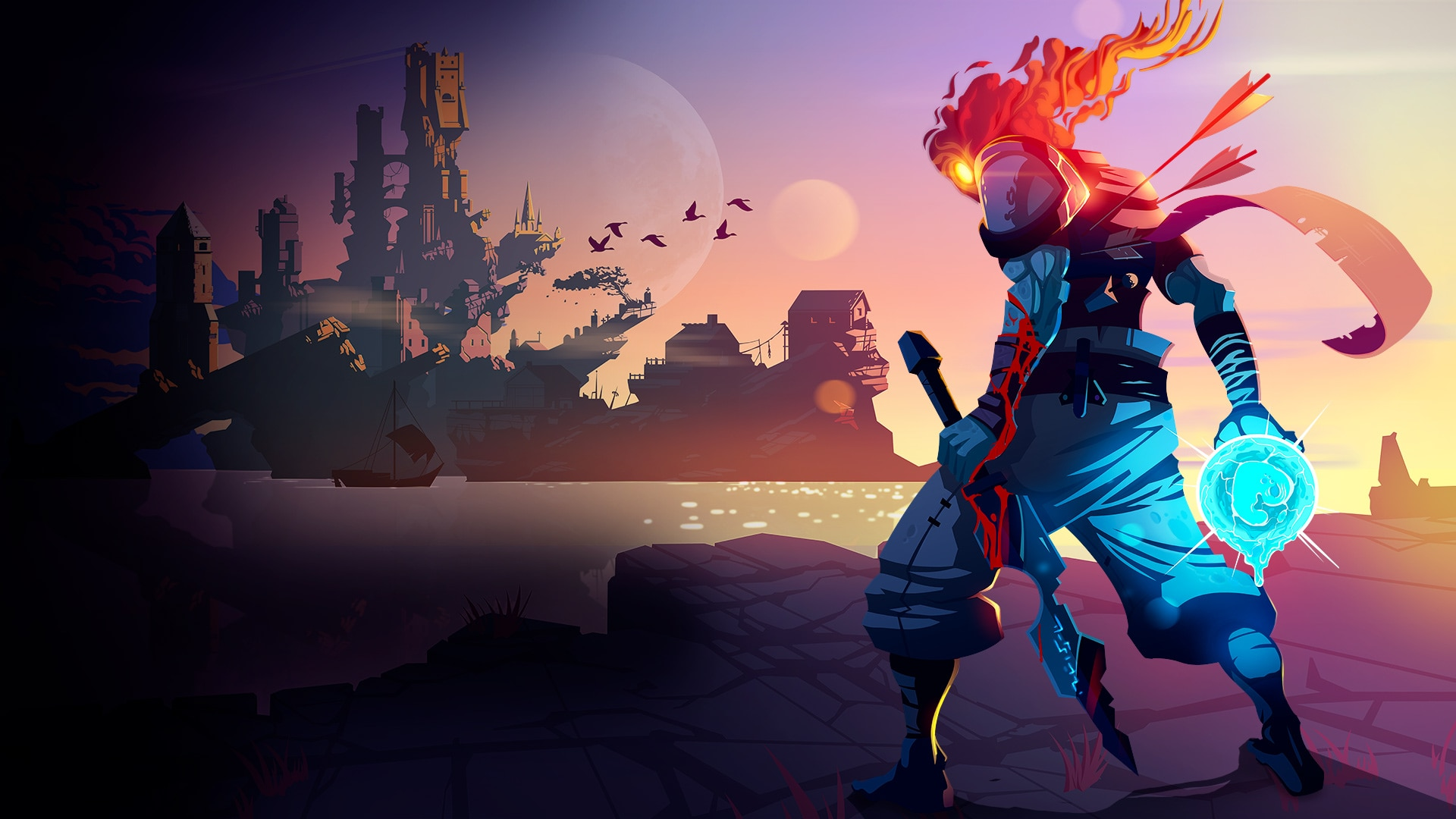 Dead Cells (English/Chinese/Korean/Japanese Ver.)