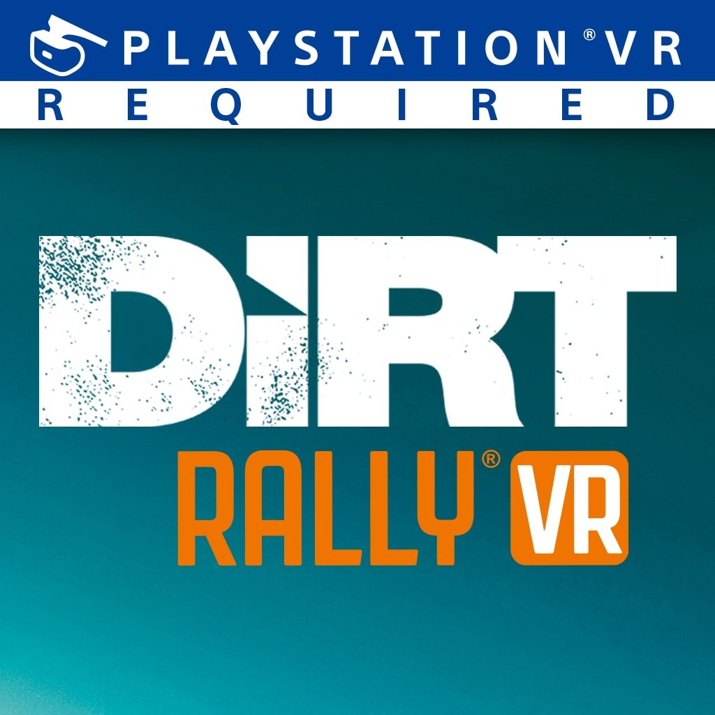 DiRT Rally® PLAYSTATION®VR UPGRADE DLC ADD-ON
